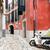 красочный · узкий · улице · старые · Средиземное · море · города - Сток-фото © Steffus