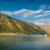 Karadağ · akşam · dağlar · sıcak · ışık - stok fotoğraf © steffus