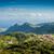 горные · деревне · небольшой · Тенерифе · гор · пейзаж - Сток-фото © Steffus