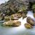 waterfall of cijevna river stock photo © steffus