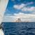 sailing to rock island stock photo © steffus