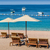 álomszerű · homok · tengerpart · Montenegró · úszik · vonal - stock fotó © Steffus