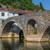 古い · 橋 · 川 · 旧市街 · 中世 · 石 - ストックフォト © Steffus