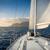 vitorlázik · naplemente · megfigyelés · csónak · fedélzet · nap - stock fotó © steffus