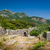 ratac medieval fortress in montenegro ruins stock photo © steffus