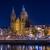 kerk · Amsterdam · holland · oude · binnenstad · kanaal · boom - stockfoto © steffus
