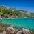 tengerparti · nyár · nap · esély · öböl · park - stock fotó © steffus