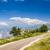 vide · montagne · route · vertical · vue · seuls - photo stock © steffus
