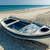 old boat at sand beach stock photo © steffus