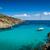 yacht in dream bay stock photo © steffus