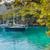 sailing yacht at calm bay stock photo © steffus