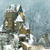 замок · зима · выстрел · здании · снега · моста - Сток-фото © Steffus