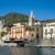 красочный · традиционный · домах · Сицилия · Италия · воды - Сток-фото © Steffus