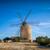vent · turbine · électricité · générateur · permanent · ciel · bleu - photo stock © steffus