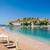 роскошь · песок · пляж · стульев - Сток-фото © Steffus
