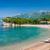идеальный · песок · пляж · Черногория · лет · день - Сток-фото © Steffus