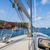 sailing yacht deck stock photo © steffus