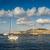 парусного · якорь · Средиземное · море · морем · Испания - Сток-фото © Steffus