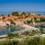 острове · Черногория · исторический · популярный · роскошь · курорта - Сток-фото © Steffus