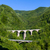old stone bridges in the mountain canyon of montenegro stock photo © steffus