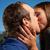 liefde · paar · kus · gelukkig · liefhebbers · zoenen - stockfoto © Stephanie_Zieber