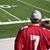 amerikaanse · voetbal · fans · veld · man · paar - stockfoto © Stephanie_Zieber