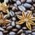 café · ingredientes · grãos · de · café · terreno - foto stock © stephaniefrey