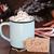 sıcak · kahve · kırbaç · krem · emaye · fincan - stok fotoğraf © stephaniefrey