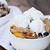 пирог · мороженым · яблочный · пирог · ресторан · льда · шампанского - Сток-фото © stephaniefrey