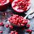 pomegranates arils stock photo © stephaniefrey