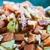 блюдо · сладкий · картофель · ложку · продовольствие · растительное · еды - Сток-фото © stephaniefrey