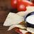 salsichas · queijo · foco · pão · jantar · prato - foto stock © stephaniefrey