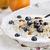 朝食用シリアル · ブルーベリー · ミルク · ベリー · オートミール - ストックフォト © stephaniefrey