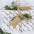two christmas gifts with blank tags stock photo © stephaniefrey
