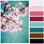 szín · spektrum · homály · elmosódott · horizont · szivárvány - stock fotó © stephaniefrey