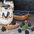 sweet blackberry parfaits stock photo © stephaniefrey
