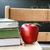 zielone · powrót · do · szkoły · obraz · drewna · edukacji · kolegium - zdjęcia stock © stephaniefrey