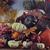 cornucópia · natureza · morta · chifre · fora · frutas · legumes - foto stock © stephaniefrey