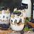 greco · yogurt · frutti · di · bosco · fresche · melograno · lamponi - foto d'archivio © stephaniefrey