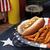 hotdogs and fries stock photo © stephaniefrey