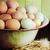 пасхальных · яиц · окрашенный · фартук · яйца · приготовления - Сток-фото © stephaniefrey
