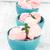 caseiro · hortelã-pimenta · sorvete · coração · foco - foto stock © stephaniefrey