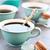 ochtend · ontbijt · koffie · chocolade · cookies - stockfoto © stephaniefrey