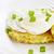 fried eggs and potato pancakes stock photo © stephaniefrey