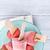 strawberry yogurt pops stock photo © stephaniefrey