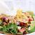 bab · kukorica · saláta · chili · három · finom - stock fotó © stephaniefrey