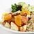 elma · salata · avokado · mükemmel · diyet - stok fotoğraf © StephanieFrey