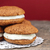 pumpkin whoopie pies stock photo © stephaniefrey