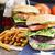 соды · из · иллюстрация · три · быстрого · питания - Сток-фото © stephaniefrey