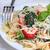 пасты · зеленый · спаржа · брокколи · гриб · томатный - Сток-фото © stephaniefrey